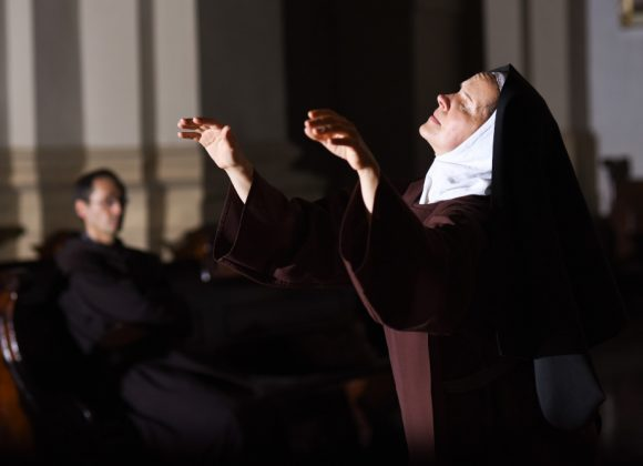 Terapia tańcem w aspektach chrześcijańskich